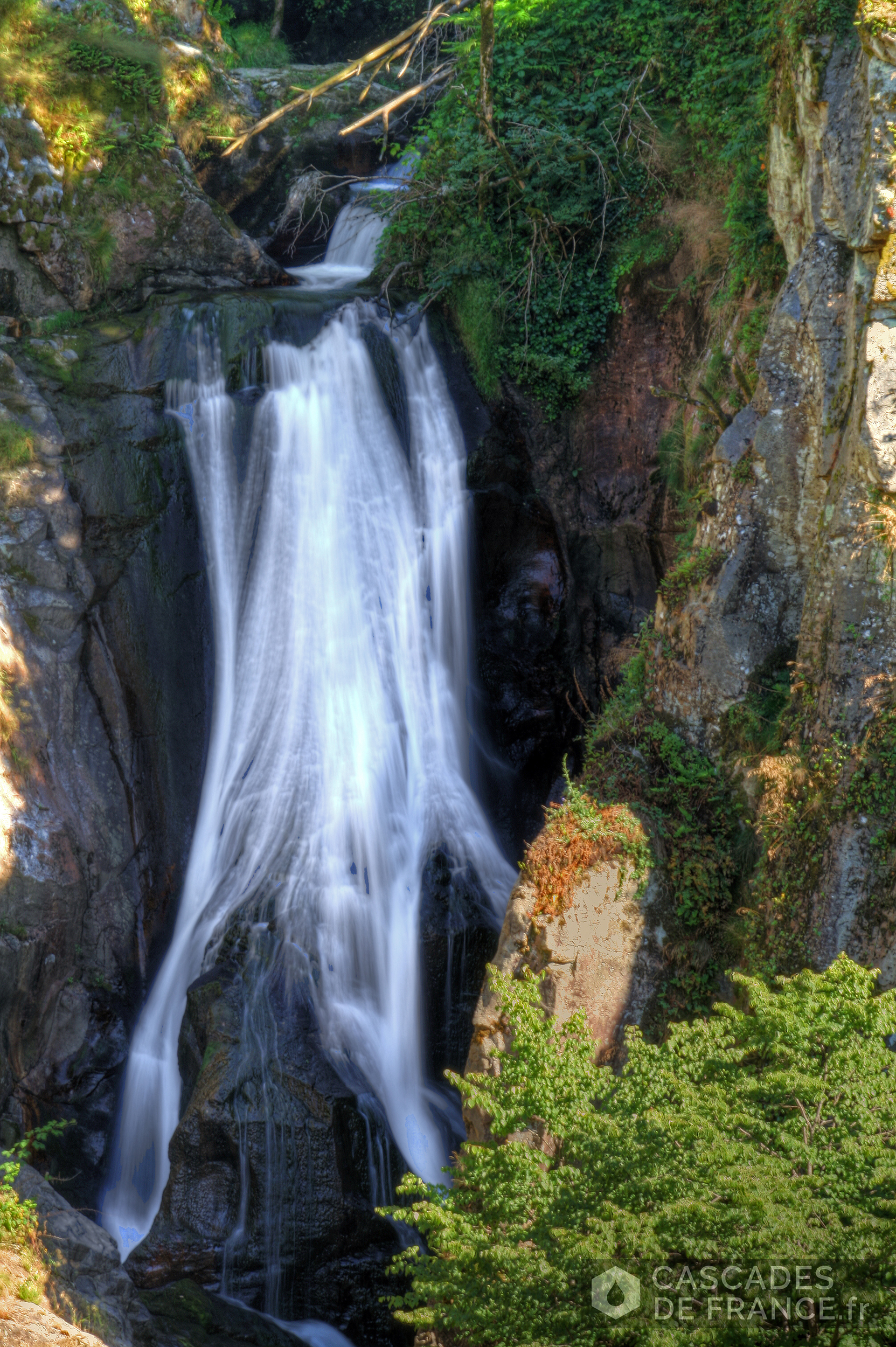 Cascade d'Arifat