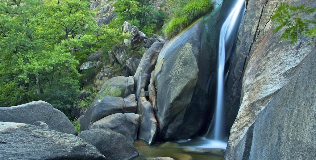 cascade du saut de la truite, tarn