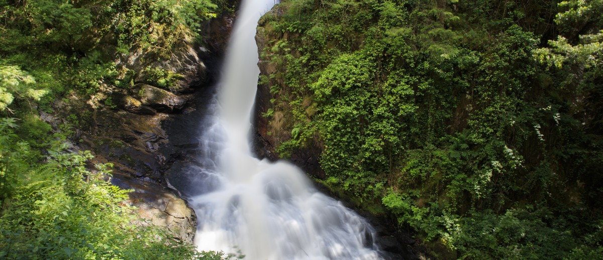 Gimel Les Cascades en Corrèze